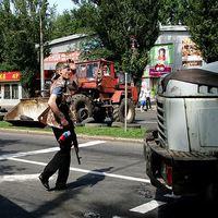 Donetsk'te çatışmalar yeniden başladı