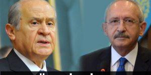 MHP'den sürpriz 'Köşk' ziyaretleri