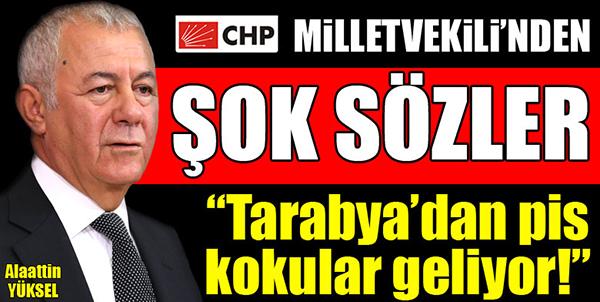 """""""URLADA'Kİ OYUN, BU KEZ TARABYA'DA OYNANIYOR"""""""