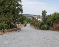 Zekeriyaköy'e alternatif yol