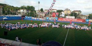 Sarıyer Belediyesi Yaz Spor Okulları Açılışını Yaptı.