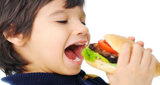 Her 5 çocuktan biri fazla kilolu