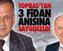 Topbaş'tan Zekeriyaköy Halkına Saygısızlık