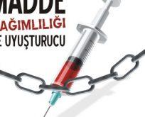 Uyuşturucuya komisyonlu önlem