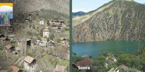 Oruçlu Köyü: Barajdan sonra maden sürgünü