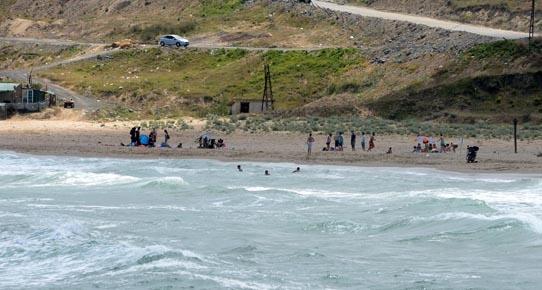 Ruhsatsız plaj'da bir ölüm daha!