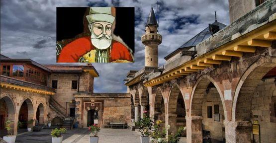 Sarıyer Belediyesinden Hacı Bektaş Veli Ziyareti.