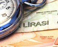Lira'da değer kaybı sürüyor
