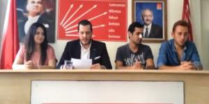 Sarıyer CHP Gençlik Kolu Sandık Dedi!