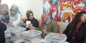 AKP Sarıyer'de Delege Seçimi…