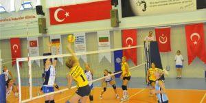 Sarıyer Belediyesi Turnuvası başlıyor.