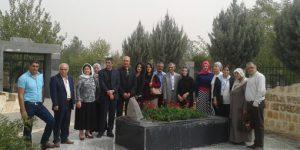 Kürt Romancı Mehmed Uzun Anıldı
