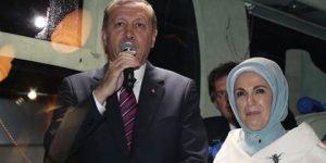 Erdoğan: PYD'ye verilen silahlar, PKK'ya verilmiştir.