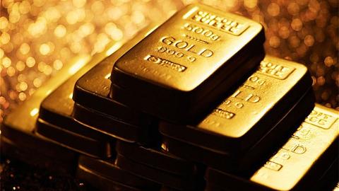 Altın fiyatları dört yılın en düşüğünde