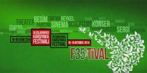 14. yaşını adımlayan Nâzım Oyuncuları, İzmir Karşıyaka Uluslararası Barış Festivali'nde