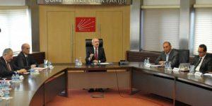 CHP örgütlerinde kongre takvimi …
