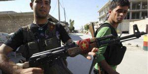 Kürtler yeni bir devlette anlaşıyor.