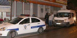 AKP binasına silahlı saldırı.