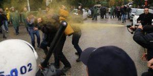Validebağ'da polisten sert müdahale!