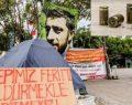 Hasan Ferit Gedik çadırına silahlı saldırı