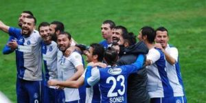 Sarıyerspor Kupa'da Gruplara Kaldı…