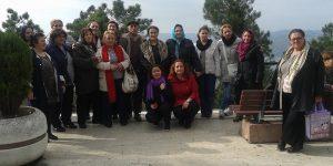 Pınar Mahallesinden Hz. Yuşa Ziyareti.