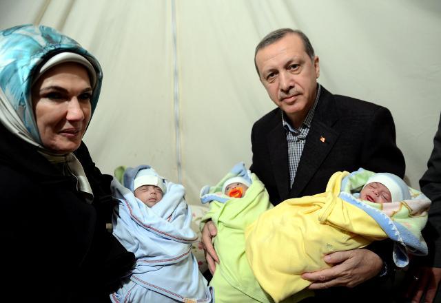 ABD medyası dalga geçiyor: Erdoğan'ın 9 garipliği.
