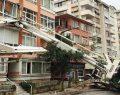 İstanbul'da pano devrilebilir, vinç düşebilir!