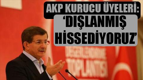 AKP'de kurucu üye çatlağı!