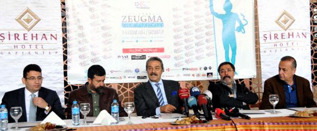 'Gaziantep'te sanayi var sanat yok'