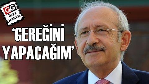 Kılıçdaroğlu'ndan önemli mesajlar.