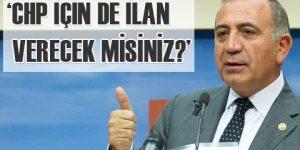 CHP sendikalardan 'teşekkür bekliyor'