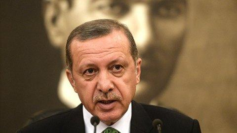Erdoğan'a 1 milyon lira şoku