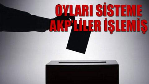 'Trafoya kedi' değil AKP'liler girmiş'