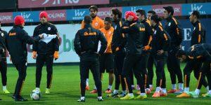 Galatasaray, Almanya'ya gitti.