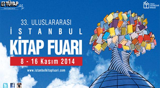 İstanbul'da kitap mevsimi başlıyor