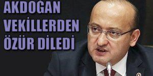 AKP'de Kaydettim Çatlağı!