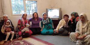 Hastanelerin kapısı cihatçılara açık, göçmen kadınlara kapalı