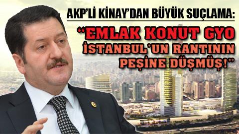 AKP'den rant itirafı!