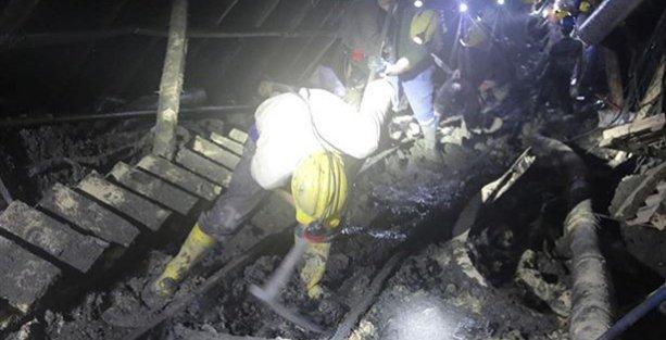 Ermenek'te iki işçinin cesedine daha ulaşıldı