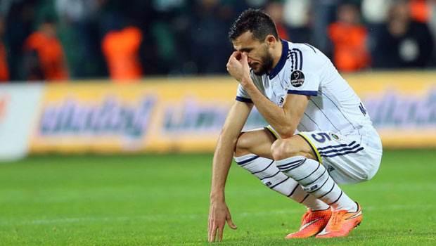 Fenerbahçe'de şok sakatlık…