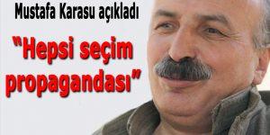 """KCK: """"Silah bırakma AKP'nin yalanı"""""""