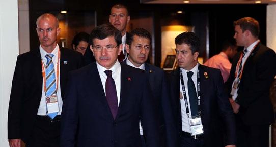 Davutoğlu'ndan 'Taner Yıldız' açıklaması