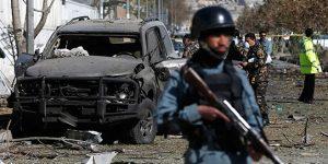 Kabil'deki İngiliz Büyükelçiliği'ne intihar saldırısı
