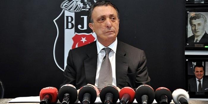 Beşiktaş'ta  Çebi'den transfer açıklaması.
