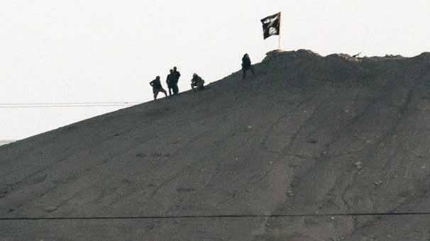 Kobani'de YPG kritik bir tepeyi daha aldı!