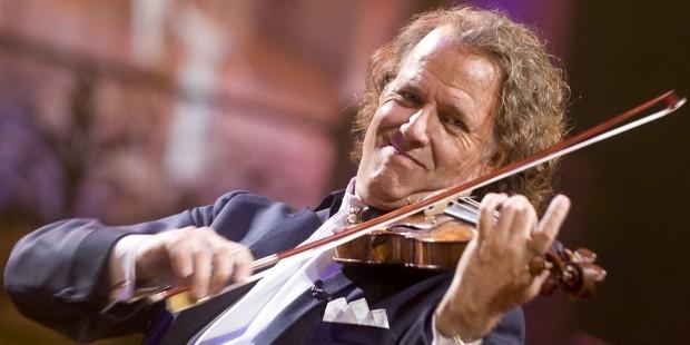 Dünyaca ünlü keman virtüözü Andre Rieu, İstanbul konserinde kasap havası çalacak