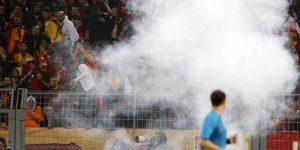 Galatasaray'ın Cezası Belli Oldu.