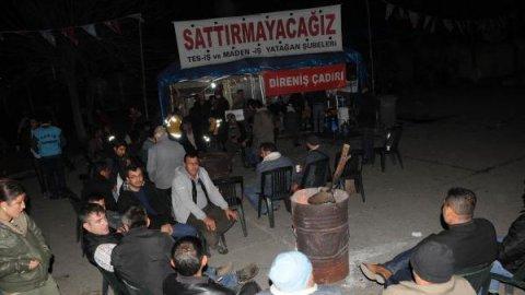 Somalı işçiler de Yatağan'da