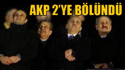 AKP'de Yüce Divan çatlağı